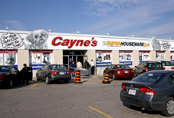 Photo of Cayne's The Super Houseware Storefront