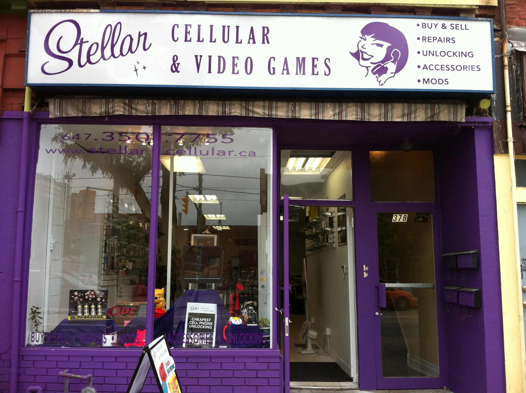 Photo of Stellar Cellular's Storefront