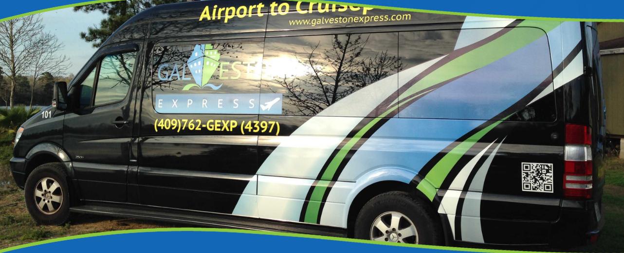 Galveston Express Bus